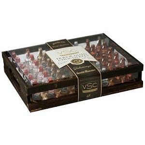 Chocolate rượu hộp gỗ VSC (40 viên/ hộp)