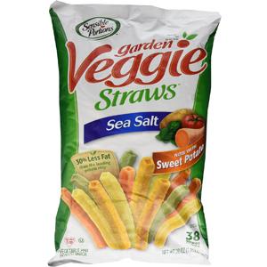 Bánh snack Veggie Straws (708g)