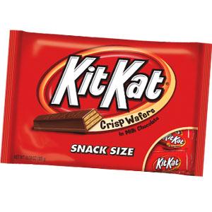 Bánh chocolate Kit Kat (305g/ thanh)