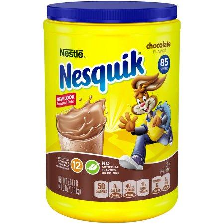 Bột Pha Nestlé Nesquik Vị Chocolate Hộp 1.18Kg