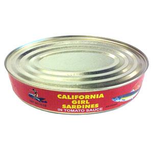 Cá mòi Sardines California (425g/ hộp)