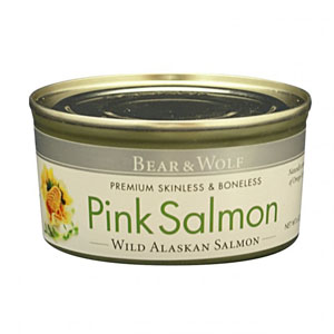 Cá hồi đóng hộp Pink Salmon