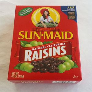 Nho đỏ Sun Maid 850.5g (Lốc 2)