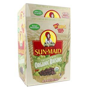 Nho khô Sun-Maid (2 bịch/ hộp)