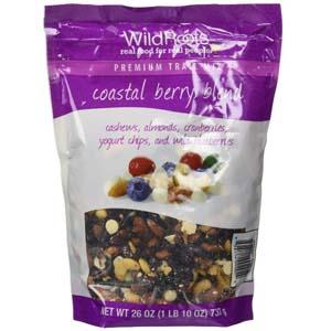 Trái cây và hạt yogurt Wild Roots (737g/ bịch)