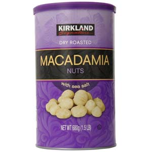 Hạt Macadamia rang muối (680g/ hộp)