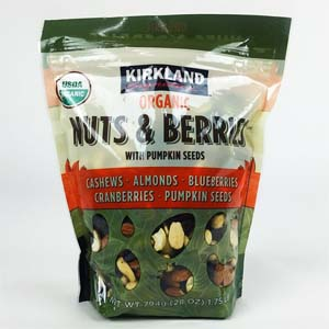 Hạt NUTS & BERIES (794g/ bịch)