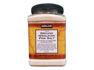 Muối hồng sây nhuyễn Himalayan KL (2.27kg/ hủ)