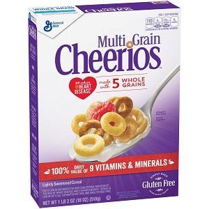 Ngũ cốc Cheerios Multi Grain (531g/ hộp)
