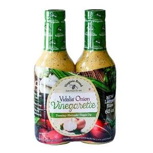 Sốt trộn xà lách Vidalia Onion Vinegarette (lốc 2)