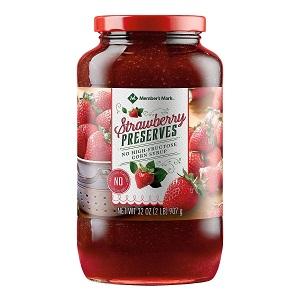 Mứt dâu trawberry Member