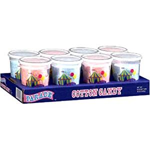 Kẹo Cotton Parade (8 hộp/ lốc)