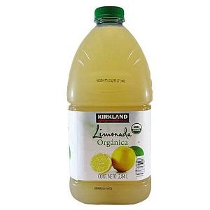 Nước ép chanh nguyên chất Kirkland (2.84L/ chai)