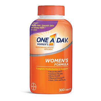 Thực phẩm bổ sung đa vitamin cho Nữ  dưới 50 tuối One A Day Women
