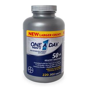 TPCN One a day dành cho nam trên 50 (220 viên/ chai)