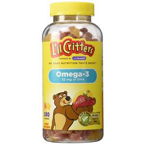 Kẹo dẻo bổ sung Omega-3+DHA L