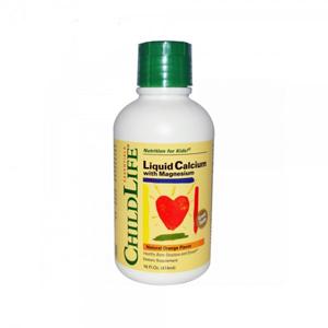 Thực phẩm bổ sung canxi CHILDLIFE (474ml/ chai)