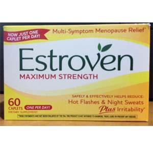 TPCN dùng cho phụ nữ tiền mãn kinh Estroven (60 viên/ hộp)