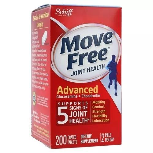 Thực phẩm bổ sung Schiff Move Free (200 viên/ chai)