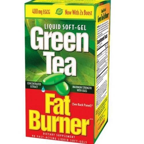 Thực phẩm giúp giảm cân Green Tea Fat Burner (200 viên/ chai)