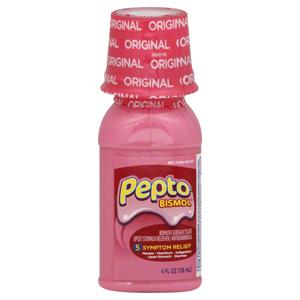 Thuốc đau bụng Pepto dạng nước (118ml/ chai)