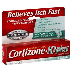 Kem giảm đau ngứa Cortizone (28g/ hộp)