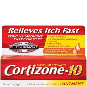 Kem giảm đau ngứa Cortizone (56g/ hộp)