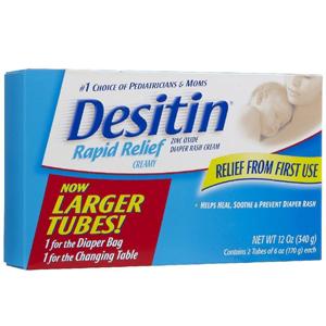 Kem chống hăm tã cho trẻ em Desitin 170g/ tuýp (Lốc 2)