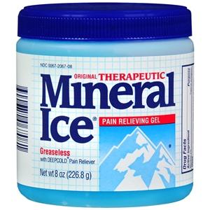 Gel giảm đau Mineral Ice (226.8g/ hộp)
