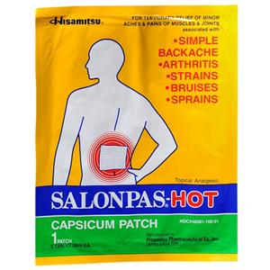 Salonpas Hot miếng lớn