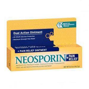 Thuốc mỡ kháng sinh Neosporin (14.2g/ tuýp)