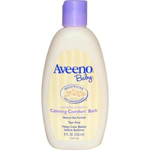 Sữa tắm Aveeno Baby Bedtime (236ml/ chai)