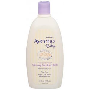 Sữa tắm Aveeno baby trị chàm (532ml/ chai)