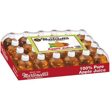 Nước ép Táo Apple Juice Martinelis (lốc 24)
