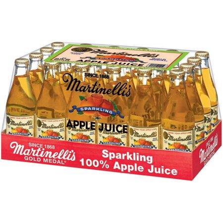 Nước ép táo có gas Martinelli