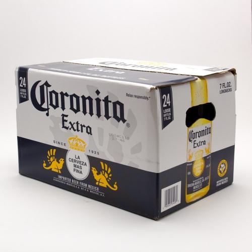 Bia Coronita Extra Mexico Nhập Khẩu Mỹ - Thùng 24 chai