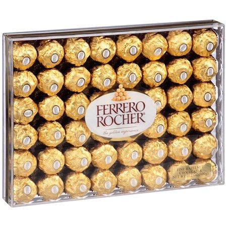 Chocolate Ferrero Rocher Nhân Hạt Phỉ - Hộp 48v