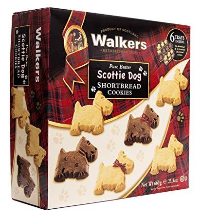 Bánh quy Walker Scottie Dog 660g