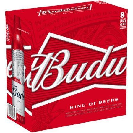 Bia Budweiser Chai Nhôm Nhập Mỹ - Thùng 20 Chai