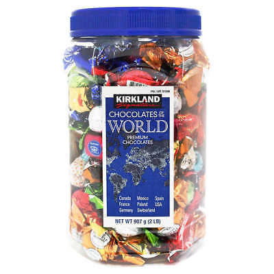 Chocolate Kirkland Top Of The World Kirkland Signature 907g của Mỹ