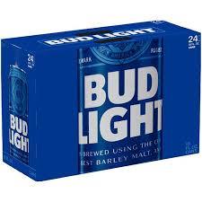 Bia Bud Light Nhập Khẩu Mỹ - Thùng 20 Lon