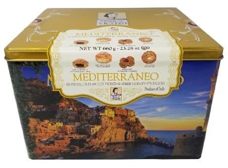 Bánh quy Matilde Vicenzi Medeterraneo 660g