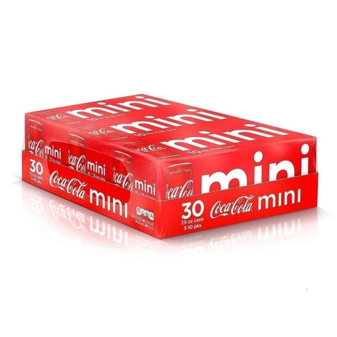 Nước ngọt Coca Cola Mini (thùng 30)