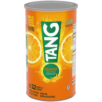 Bột Cam Tang Orange Natural Flavor 2,04kg